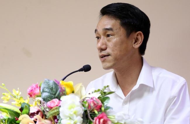 Công bố quyết định ông Hoàng Lê Sơn làm Phó Tổng giám đốc
