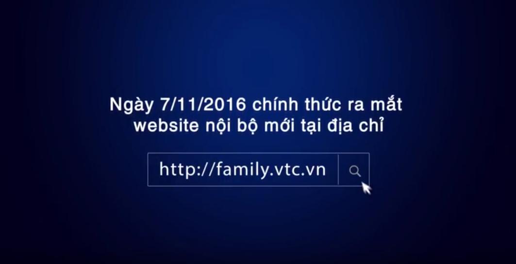 Ra mắt website nội bộ TCT
