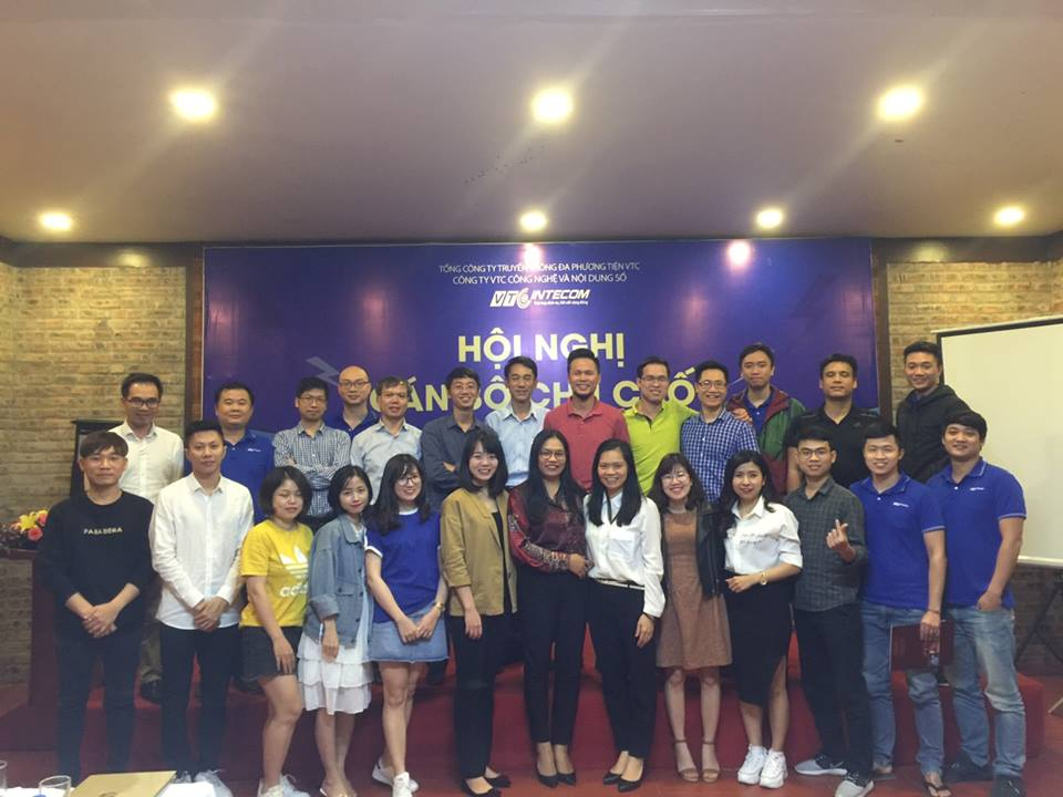 VTC Intecom tổ chức Hội nghị Cán bộ Chủ chốt sơ kết quý I/2019