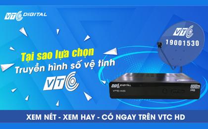 Hướng dẫn gia hạn dịch vụ truyền hình số vệ tinh VTC