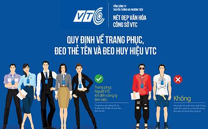 Tự hào là người VTC - Hãy Chuẩn VTC!