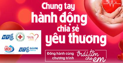 """""""Tự hào Game thủ Việt"""" - Chương trình từ thiện của game thủ VTC Game"""