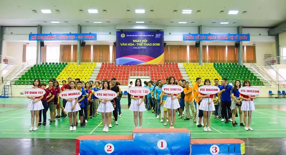 Kết thúc thành công Ngày hội Văn hóa-Thể thao 2018